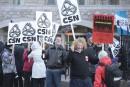 Québec s'entend avec 350 000 employés de l'État