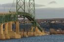 L'île d'Orléans aura un pont à haubans