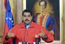 Le président vénézuélien Maduro accuse l'opposition de «déstabilisation»