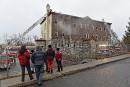 École Saint-Édouard: congé pour cause d'incendie