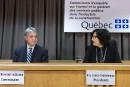 Différends entre France Charbonneau et Renaud Lachance: «Des questions internes», selon Fortin