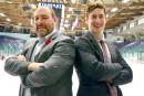 Éric et Pierre-Luc Dubois: le hockey dans le sang