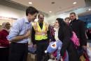 Accueil des réfugiés: Trudeau fait les manchettes des médias internationaux