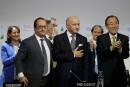 COP21: accord historique pour sauver la planète
