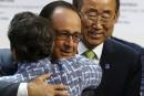 Accord historique pour sauver la planète