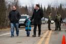 Cédrika: la petite fille adoptée par le Québec