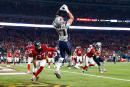 Les Patriots renouent avec la victoire