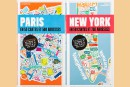 Paris et New York à la carte