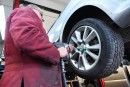 Même sans neige au sol, les pneus d'hiver sont obligatoires à partir de mardi