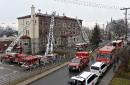 Incendie au pavillon Saint-Édouard: une semaine de congé pour les élèves