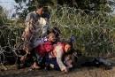 Pause au Congrès sur les réfugiés et, peut-être, les voyageurs européens