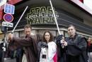 Débuts en fanfare pour le nouveau Star Wars
