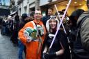 Star Wars: les fans sur le pied de guerre depuis l'aurore