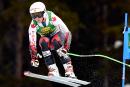 Larisa Yurkiw est la plus rapide à l'entraînement