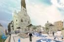 L'église Saint-Jean-Baptiste dans l'oeil de futurs architectes