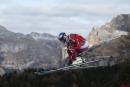 Aksel Lund Svindal encore le plus rapide, Erik Guay 12e