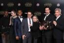 «Star Wars» se classerait parmi les 10 meilleurs films de l'année