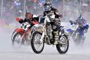 GPV: deux parcours différents pour les VTT et motos sur glace