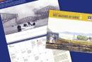 Calendrier de la Société historique de Québec: l'histoire au quotidien