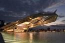 Rio inaugure le «Musée de Demain»