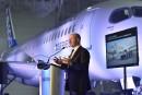 Bombardier obtient la certification du CS100