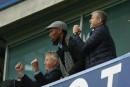 Chelsea gagne en présence de Didier Drogba