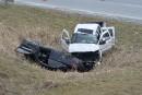 Un père et son fils décèdent dans un accident de la route