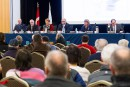 Le maire de Saint-Augustininvite les conseillers à partir