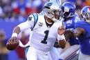 Résumé NFL: les Panthers restent invaincus
