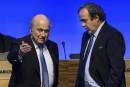 Audition de Platini devant le TAS: Blatter viendra témoigner