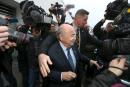 FIFA: Blatter et Platini suspendus pour huit ans