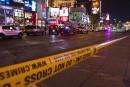 Piétons happés à LasVegas: la conductrice accusée de meurtre