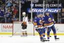 Les Islanders battent les Ducks 5-2