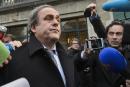 La FIFA refuse l'accès direct au TAS à Michel Platini