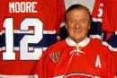 Les funérailles de Dickie Moore seront célébrées lundi