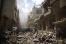 Les raids russes en Syrie auraient tué «des centaines de civils»