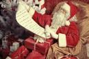 Le Père Noël ouvre son secrétariat