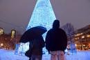 Température record de 12 °C à Noël!