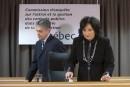 France Charbonneau et Renaud Lachance n'auront pas à témoigner à Québec