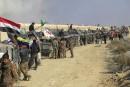 Les forces irakiennes mènent l'offensive finale à Ramadi