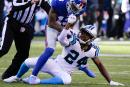 La NFL impose une amende à Josh Norman