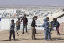 L'objectif de 10000 réfugiés syriens en 2015 pas garanti