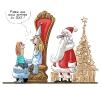 Caricature du 24 décembre... | 23 décembre 2015