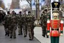Noël sous haute sécurité à Paris, sur fond de menace terroriste mondiale
