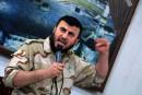 Syrie: un important chef rebelle tué près de Damas
