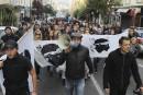 Dérapages racistes: nouvelle manifestation en Corse