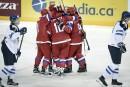 Mondial junior: la Russie défait facilement laBiélorussie