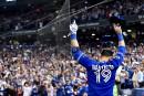 Les Blue Jays, l'équipe de l'année selon La Presse Canadienne