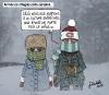 Caricatures de Jean Isabelle (décembre)