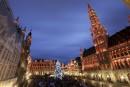 Menaces d'attentats: Bruxelles renonce aux festivités du Nouvel An